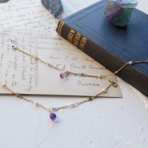 水滴寶石的華爾滋-紫水晶
