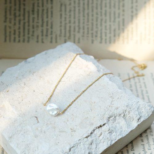 異形珍珠項鍊