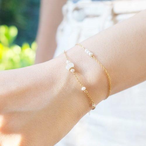 小珍珠手鍊